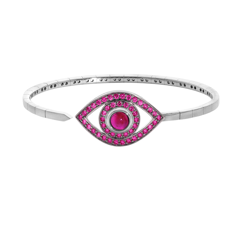 Big Eye Bracelet on a Spring