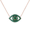 Big Eye Necklace
