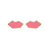 Mini Lips Earrings
