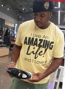 The Amazing Life Shirt