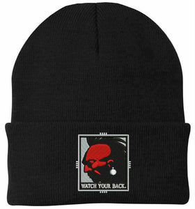 The Official Warrior Knit Cap