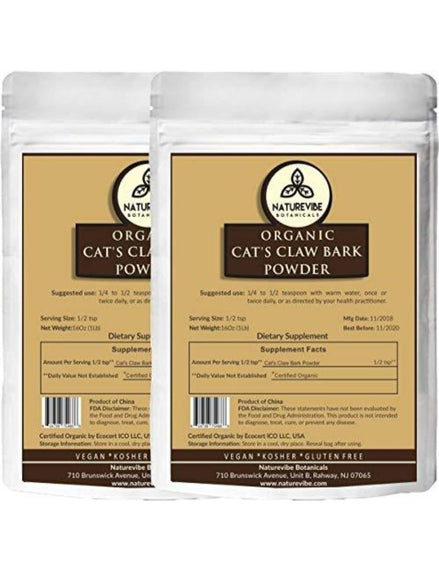 Organic Cat's Claw Bark Powder