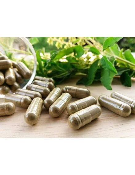 Holy Basil Powder Capsules