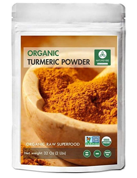 Organic Turmeric Root Powder