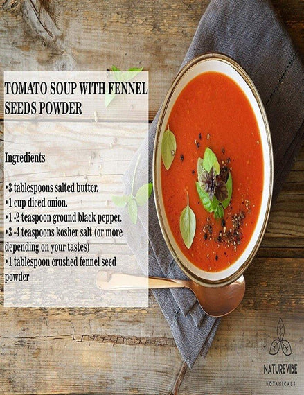Fennel Seed Ground Powder