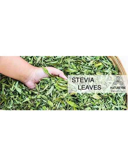 Stevia Leaves Whole Cut and Sift