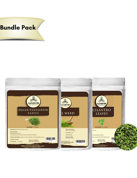 Seasoning leaves bundle 2