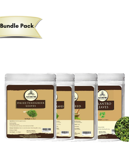 Seasoning leaves bundle 4