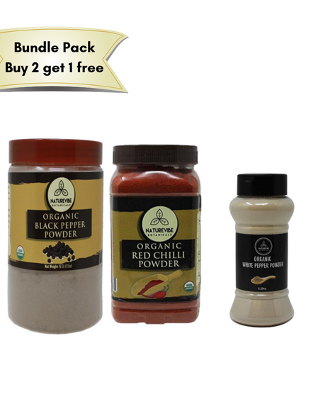 Basic Seasoning Bundle - Buy 2 get 1 free