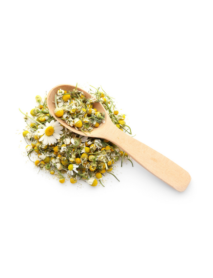 Chamomile Flowers Herbal Tea, 1lb