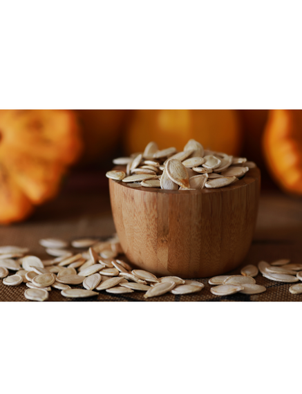 Pumpkin Seed Extract Powder.
