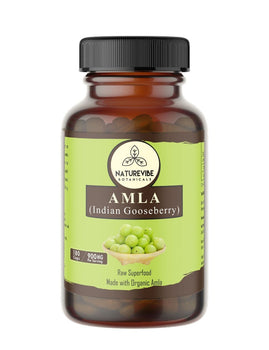 Organic Amla Fruit Powder Capsules