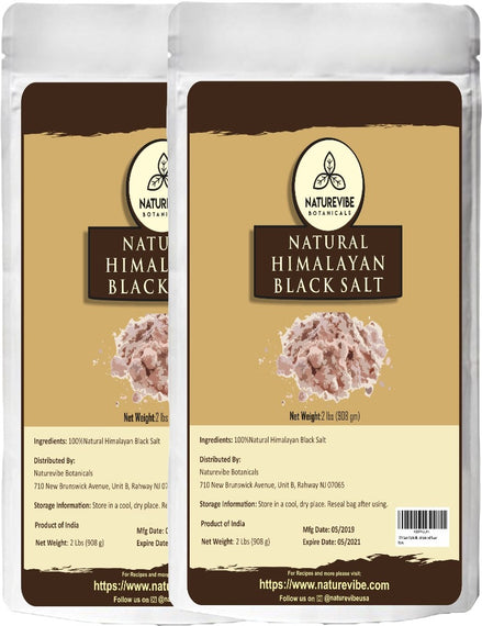 Himalayan Black Salt