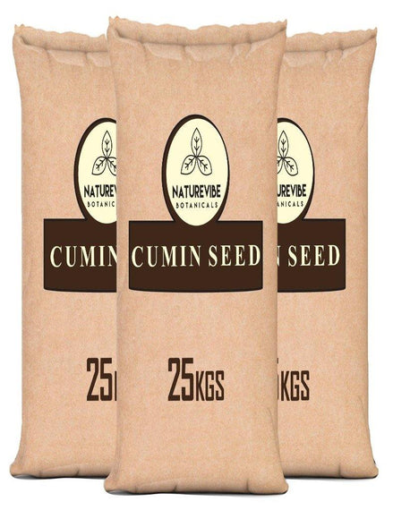 Cumin Seeds (Bulk Bag)