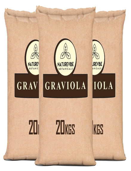 Graviola Powder (Bulk Bag)