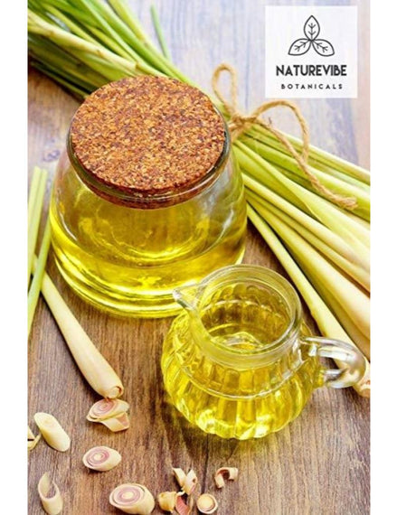 Pure Lemongrass Oil