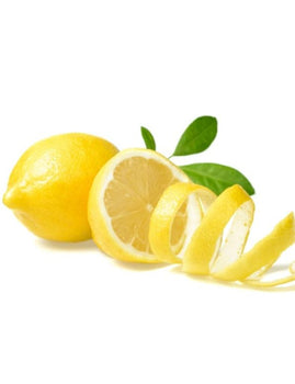 Organic Lemon Peel Powder