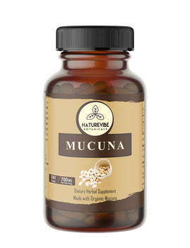 Mucuna Powder Capsule
