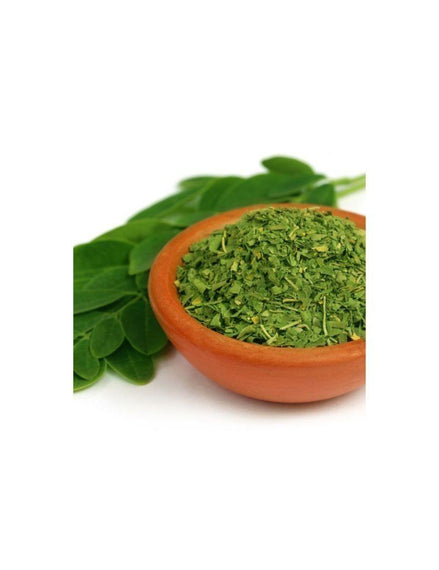 Dried Organic Moringa Leaves