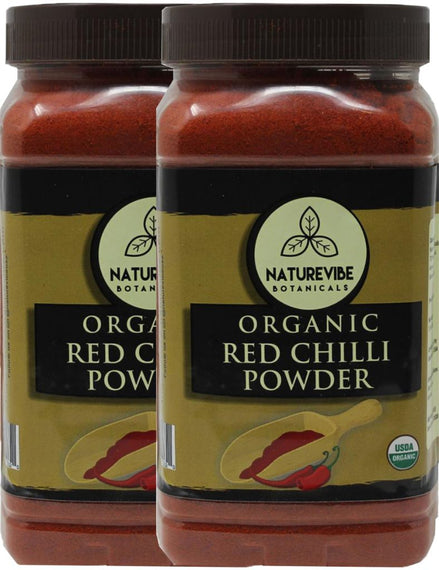 Organic Red Chilli Powder