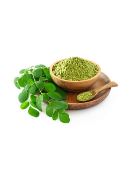 Organic Moringa Green Leaf Powder