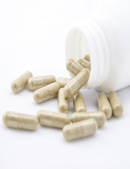 Organic Fenugreek Seed Powder Capsules