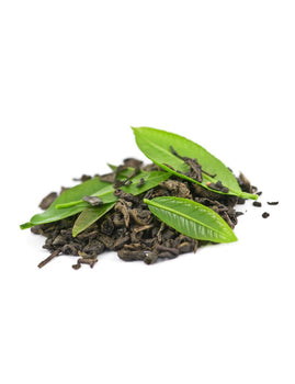 Organic Indian Green Tea Full Leaf