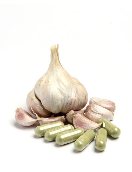 Garlic powder capsules - BULK