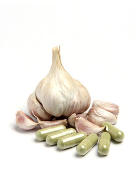 Organic Garlic Powder Capsules