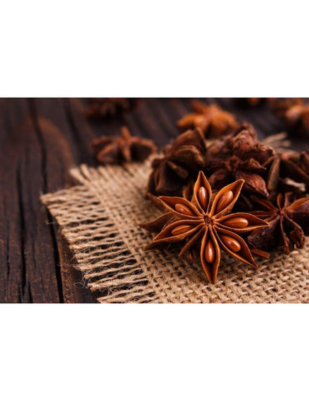Organic Star Anise Whole