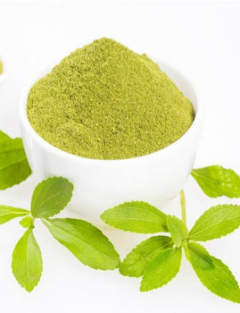 Organic Green Stevia Leaf Powder