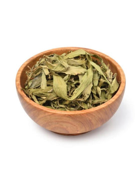 Organic Stevia Leaves Whole Cut and Sift