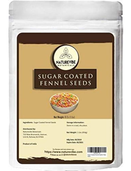Sugar Coated Fennel Seeds