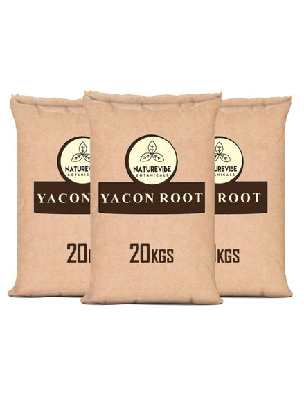 Yacon Root Powder (Bulk Bag)