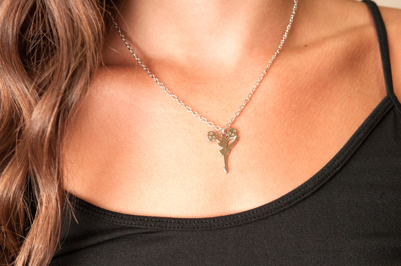 Girly Kick Necklace