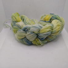 Load image into Gallery viewer, Pre-wound Warp & Weft - Spring Greens & Silver