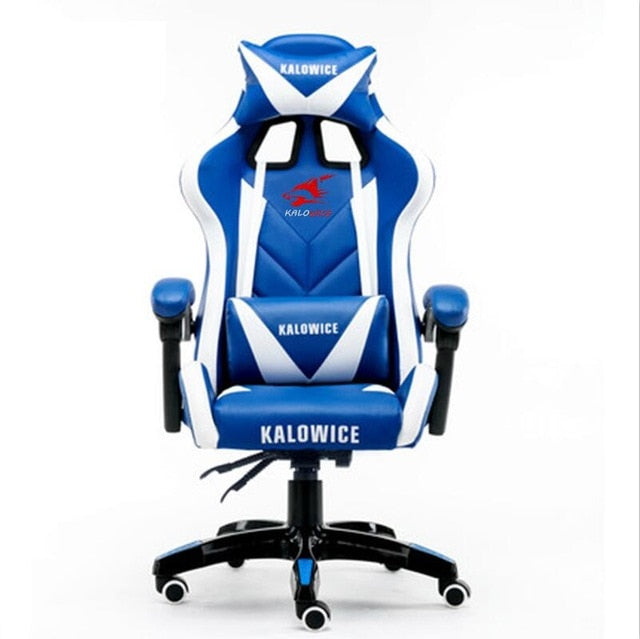 Racing Synthetic Leather Gaming Chair