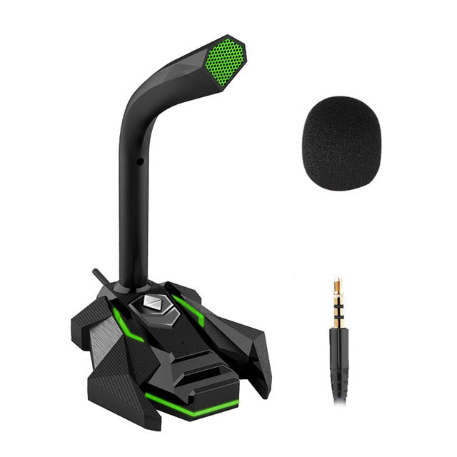 Dynamic Wired Gaming Microphone