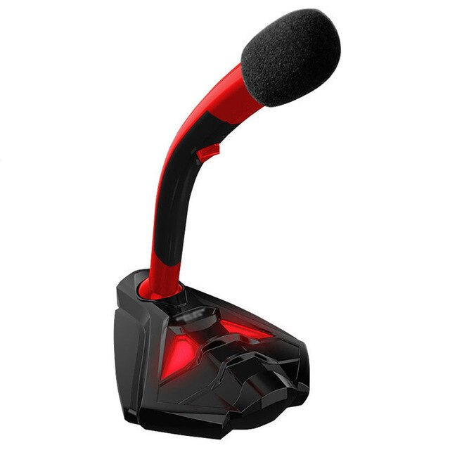Adjustable Wired Condenser Gaming Microphone