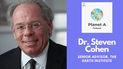 Climate Change, Nuclear Energy, and Capitalism: A Conversation with Dr. Steven Cohen, Senior Advisor, the Earth Institute