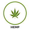 Hemp Badge