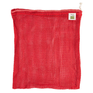 "Drawstring Net Reusable Bags 10"" x 12"" - Shop Salvos"