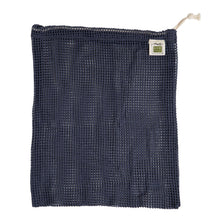 "Load image into Gallery viewer, Drawstring Net Reusable Bags 10"" x 12"" - Shop Salvos"