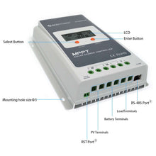 Load image into Gallery viewer, ACOPWER 20A MPPT Solar Charge Controller