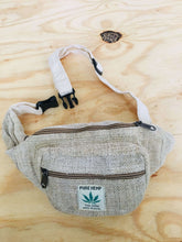 Load image into Gallery viewer, Handmade Hemp Fannypack