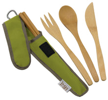 Load image into Gallery viewer, To-Go Ware Reusable Bamboo Utensil Set - Shop Salvos