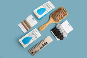 Salvos Eco Friendly Haircare Kit Products