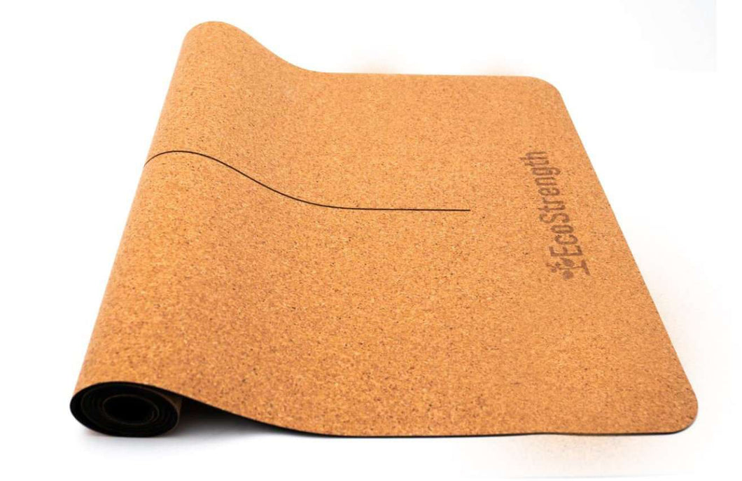 All-Natural Cork Yoga Mat