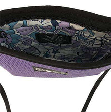 Load image into Gallery viewer, Cosmo Purple Crossbody Purse