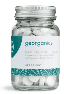Toothpaste Tablets - Spearmint